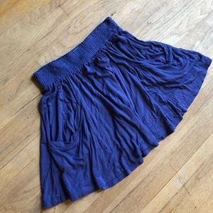 EUC Lush Skater Skirt with Pockets